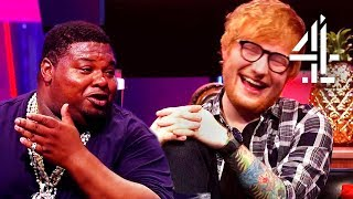 "Ed Sheeran: ""I Walked In & Narstie Was Completely Naked Having a S***"" 