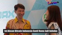 Ini Alasan Bitcoin Indonesia Ganti Nama Jadi Indodax