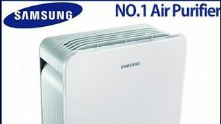 Air Purifier with Intensive triple air purification, 39m² by SAMSUNG
