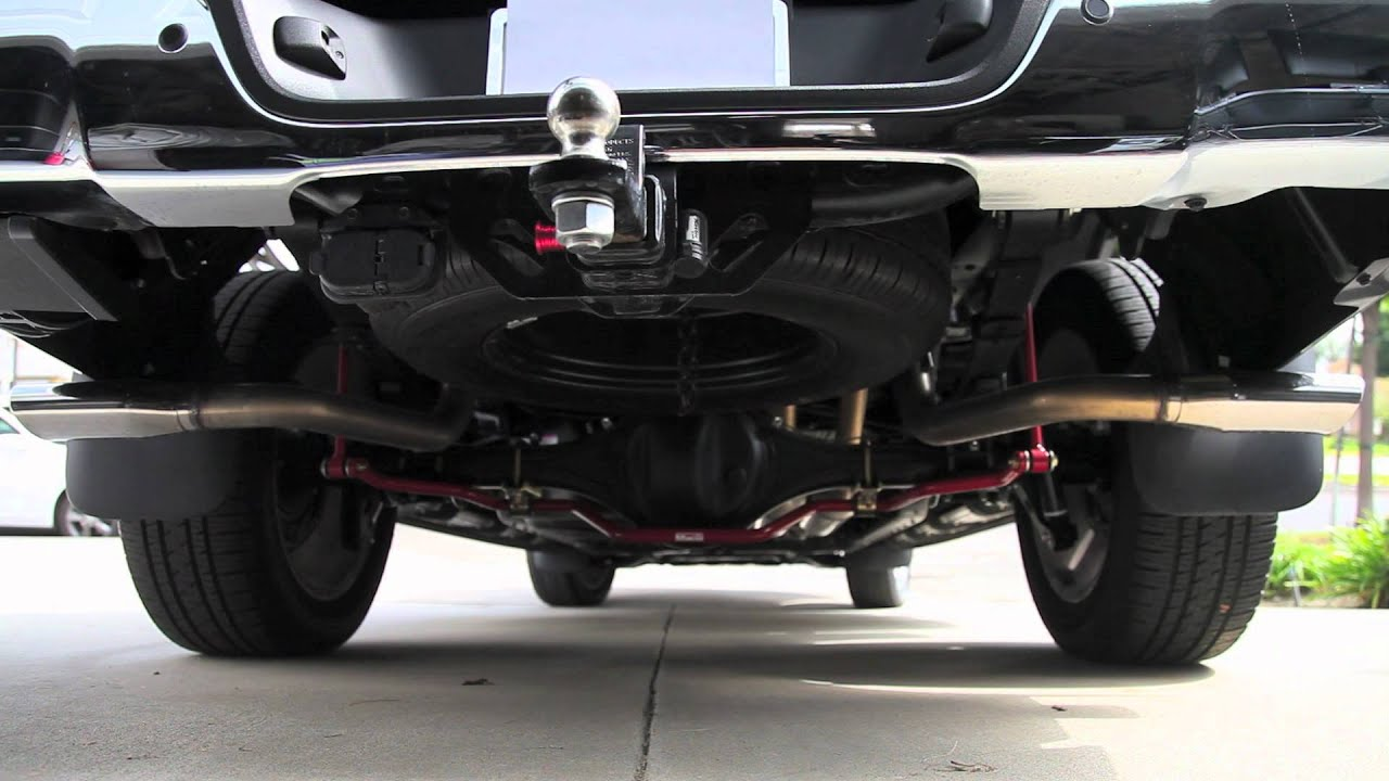 Tundra Trd Pro >> 2012 Toyota Tundra 5.7 TRD Dual Exhaust Cold Start - YouTube