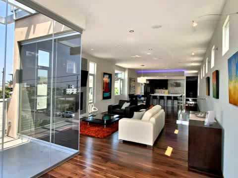 Contemporary interior virtual home tour jackson design remodeling