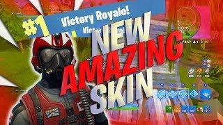 NEW STARTER PACK SKIN IS AMAZING| Fortnite Battle Royale