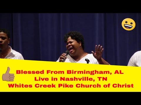 Blessed Live In Nashville, TN (Acappella)