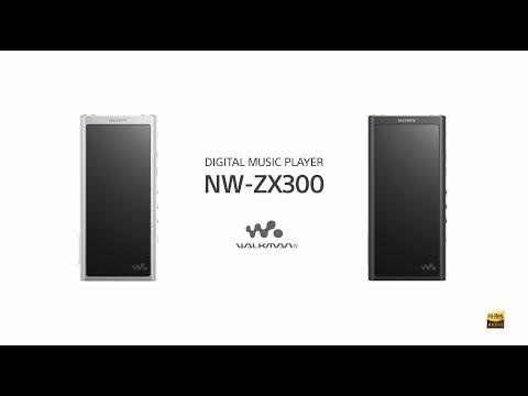 Sony | Walkman® NW-ZX300