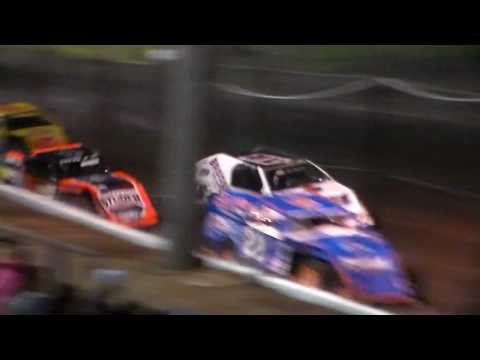 Modified Amain @ Hancock County Speedway 07/28/17