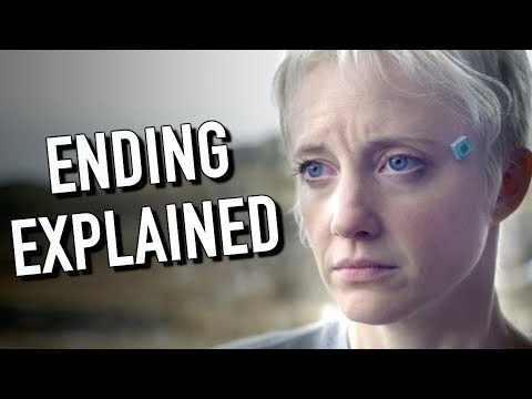 The Ending Of Crocodile Explained | Black Mirror Season 4 Explained