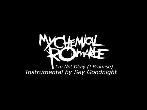 My Chemical Romance - I'm Not Okay (Karaoke Version)