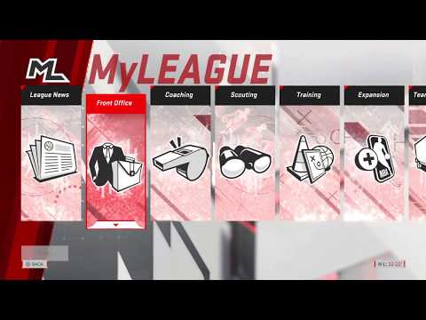 Rebuilding The Cleveland Cavaliers! LeBron Stays or Goes? - NBA 2K18