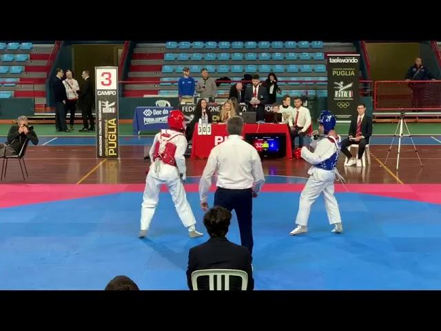 Andrea quarti 2° round