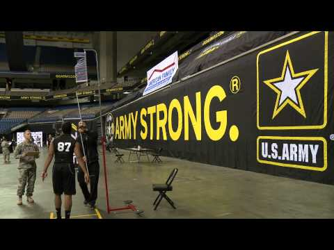 2013 U.S. Army All American Bowl - Combine Overview