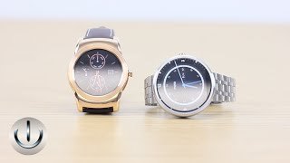 LG Watch Urbane Gold Review | Vs Moto 360 - Android Wear Love!