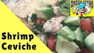 Shrimp Ceviche / Ceviche De Camaron