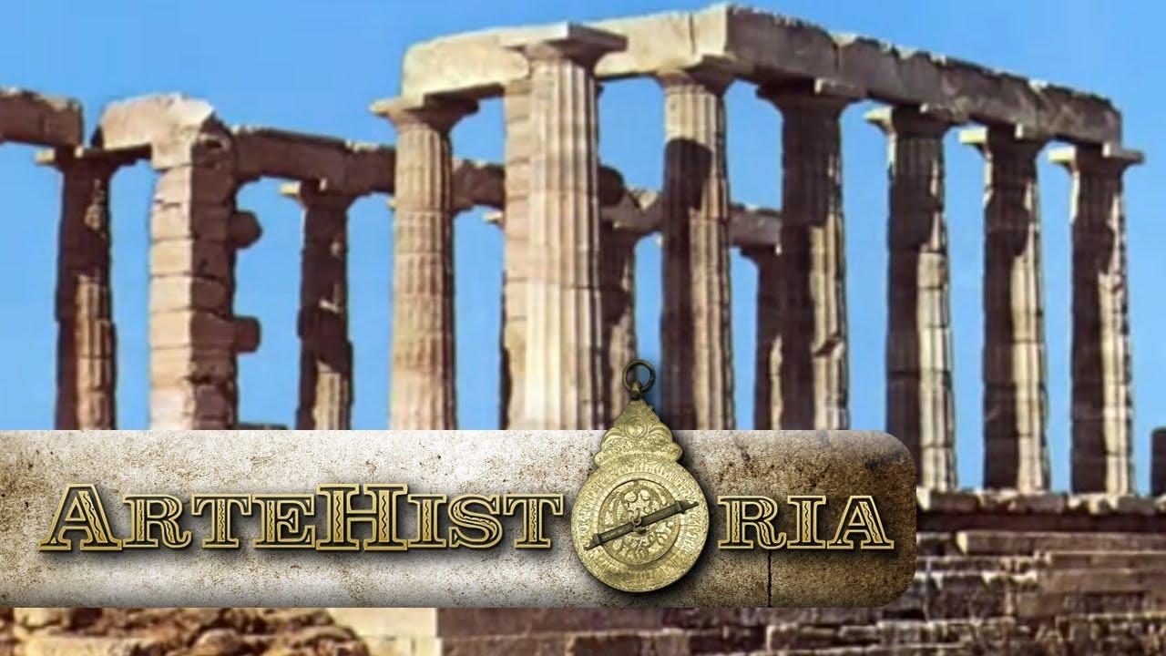 Grecia periodo cl sico historia del arte youtube for Inicios de la arquitectura