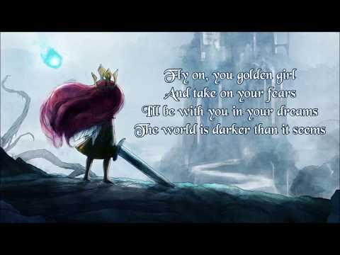 Child of Light OST - Off to Sleep Lyrics (by Cœur de Pirate)