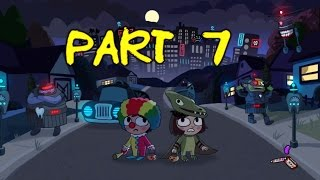 Costume Quest 2 Gameplay Walkthrough Playthrough Part 7: Workin the Streets (PC)
