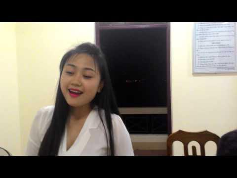 Giọng ca đậm đà xứ Nghệ, ca sỹ Phương Thanh .