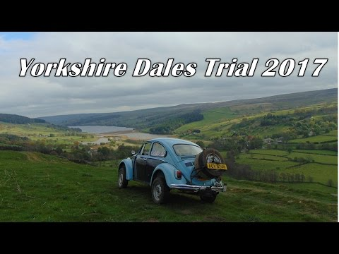 Yorkshire Dales Trial 2017