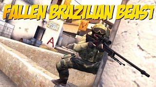 "CS:GO - FalleN - ""BRAZILIAN BEAST"""