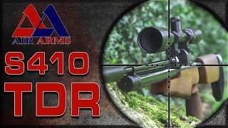 Air Arms S410 TDR - Air Gun Review