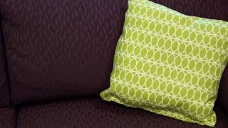 No Sew Pillow Cover | Southern Living