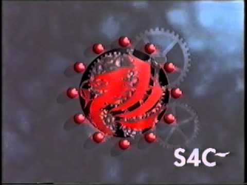 CLEAN S4C SCHOOLS COUNTDOWNS AND CLOSING SEQUENCES - 1995-1999