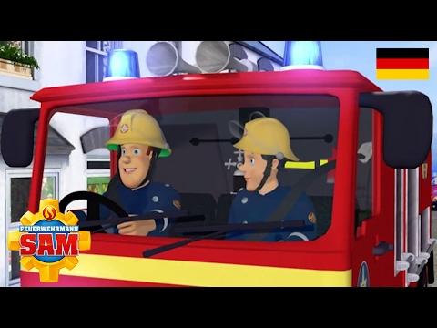 Feuerwehrmann Sam Deutsch | Cartoon für Kinder | Rettungsaktion Feuerwehr Station |