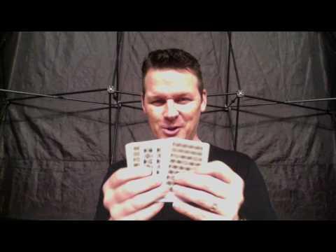 Ken Scott  Card Trick
