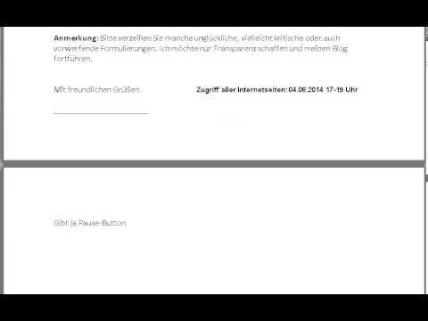 Brief an Geschäftsführung HARIBO bezüglich Spirulina