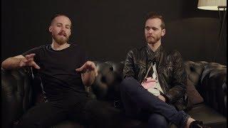 CALIGULA'S HORSE - In Contact (Album Interview)