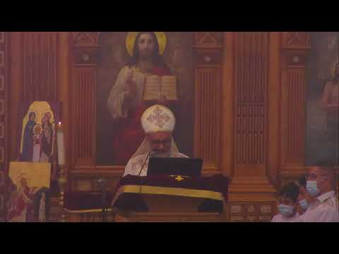 Raising of Lazarus From the Dead - Father Kyrillos Said
