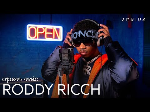 Roddy Ricch 'Die Young' (Live Performance) | Open Mic