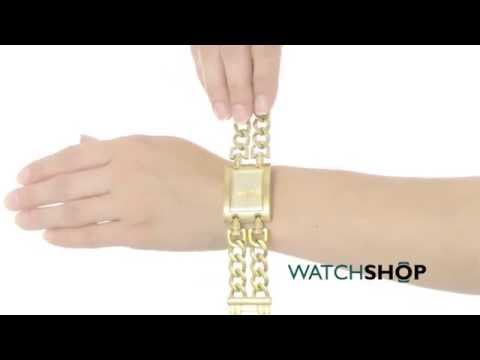 Guess Ladies' Mod Heavy Metal Watch (W0073L1)