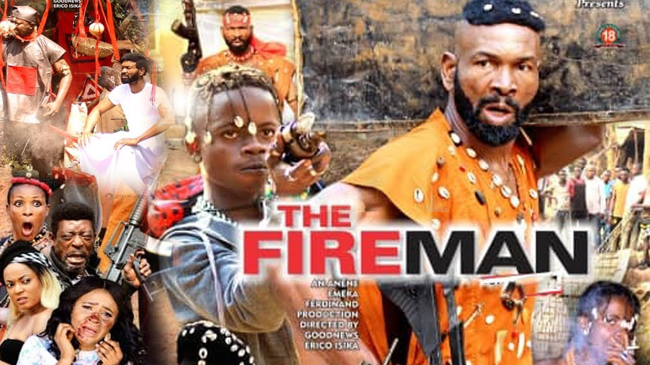 Download THE FIRE MAN SEASON 6 (NEW HIT MOVIE) - SYLVESTER MADU|2020 LATEST NIGERIAN NOLLYWOOD MOVIE