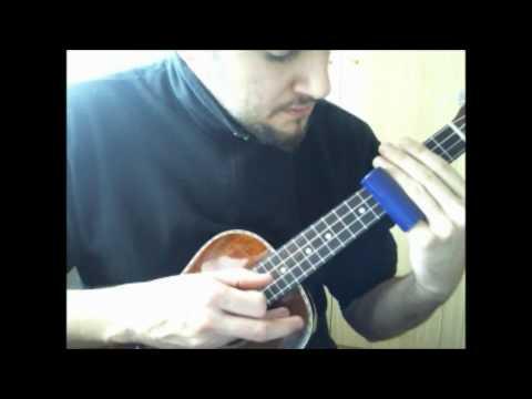 Delta blues simple riff - Ukulele