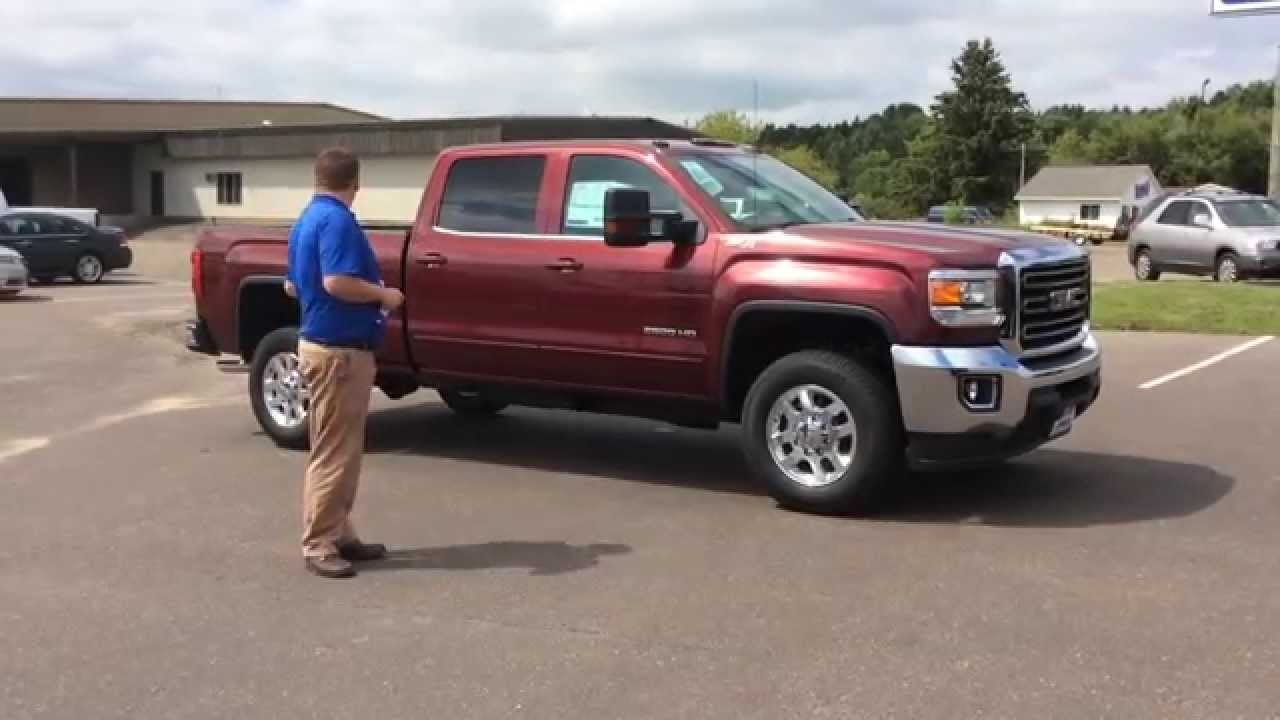 2015 Gmc Sierra 2500 At Don Johnson Motors In Rice Lake