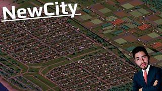 NOVO CITYBUILDER NOSTÁLGICO DE METRÓPOLES!!! - NewCity - (Gameplay/PC/PT-BR)