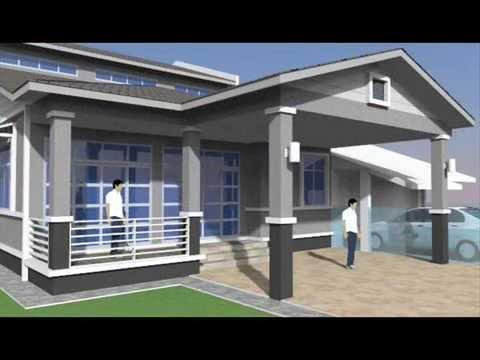 Rekabentuk Ubahsuai Rumah 1 Tingkat Kepada 2 Di Yen 4 Shah Alam Selangor D E You