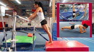 What Makes A Gymnast Strong?