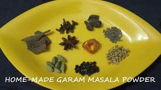 Hyderabadi Garam Masala Powder/Homemade Garam Masala Recipe/How To Make hyderabadi garam masala
