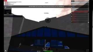 Roblox: RIU Defence Raid (Strange glitch)