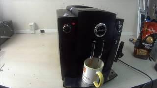 кофеварка Jura Impressa F55 обзор