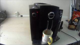 Жөндеу және қызмет көрсету кофемашин Jura
