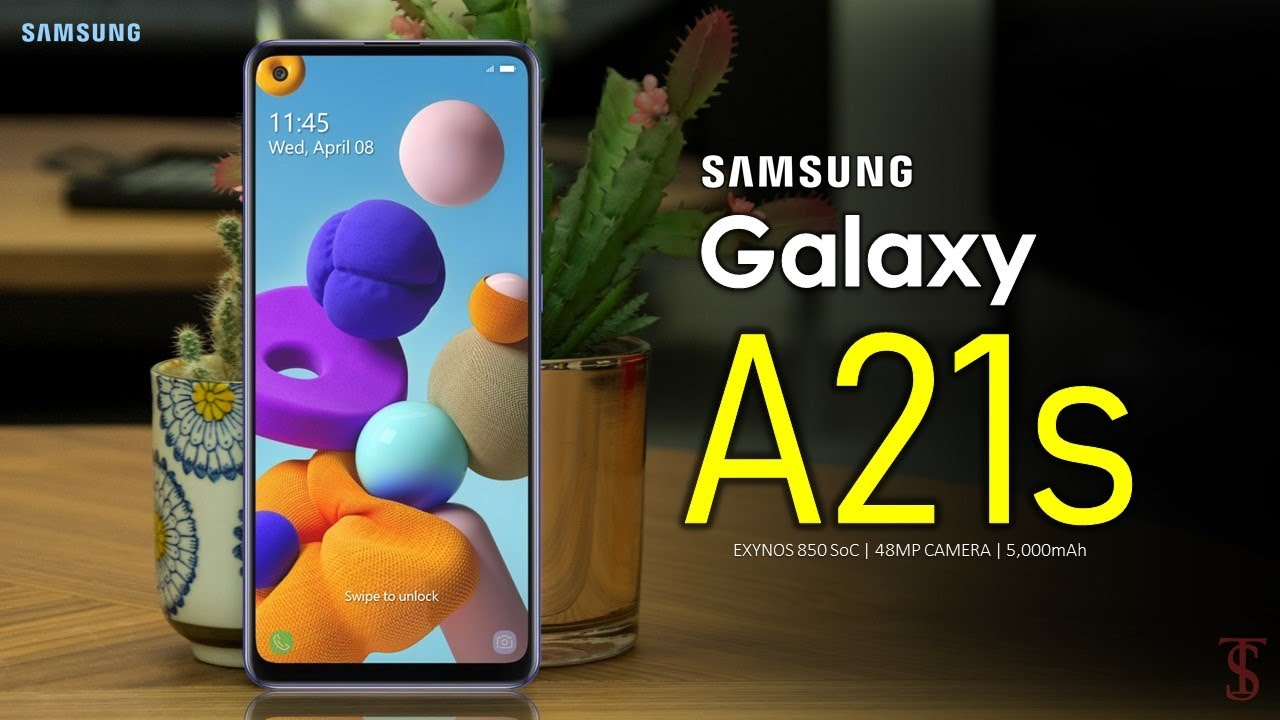 Samsung Galaxy A21s Price First Look Design Specifications Camera Features Youtube