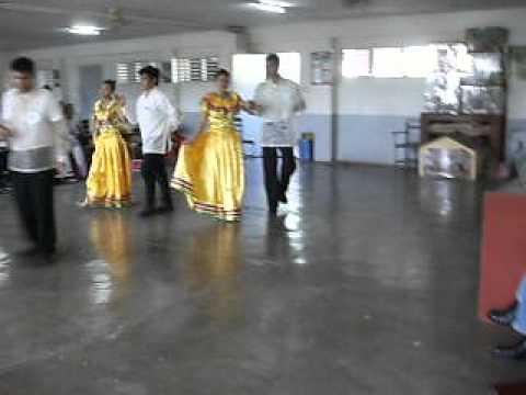 POLKA SA NAYON FILIPINO FOLKDANCE