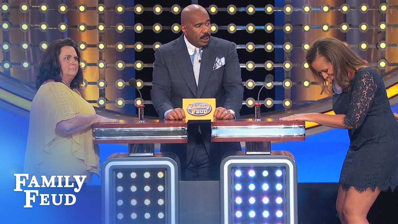 Sexual family feud questions
