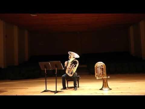 Gustavo Flores-Tuba -YOA -Audición 2016