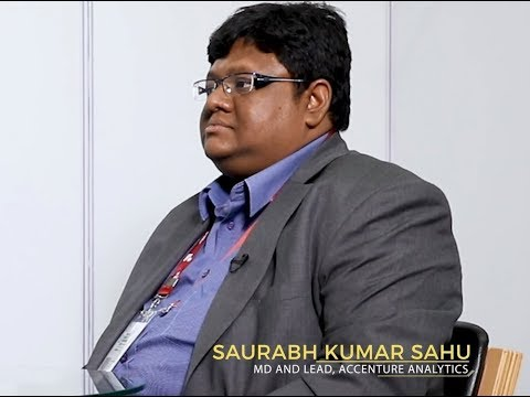Accenture's Saurabh Kumar Sahu on controlling data and monetizing it