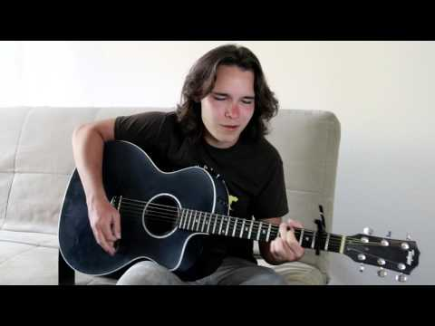 In The Blood - John Mayer [Acoustic Cover] by Dalton Cyr