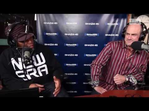 Actor Chris Meloni Discusses Kissing A Man for TV & Strict Parenting on Sway in the Morning
