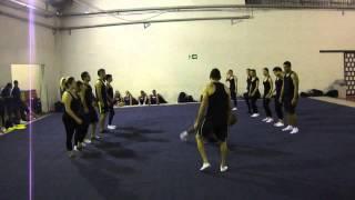 apresentao de ginastica av3 alunos uninove vila maria 31 05 2012 grupo gabi